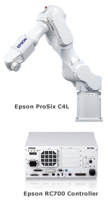 Epson C4L & RC700